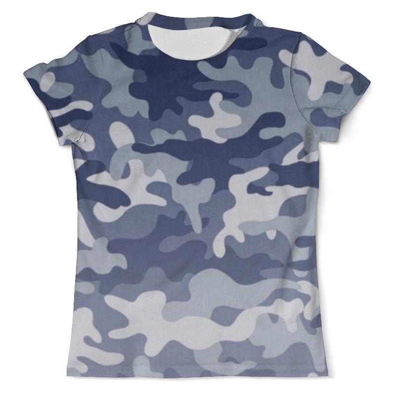 Футболка с полной запечаткой (мужская) Printio Камуфляж футболка с полной запечаткой мужская printio яркий камуфляж