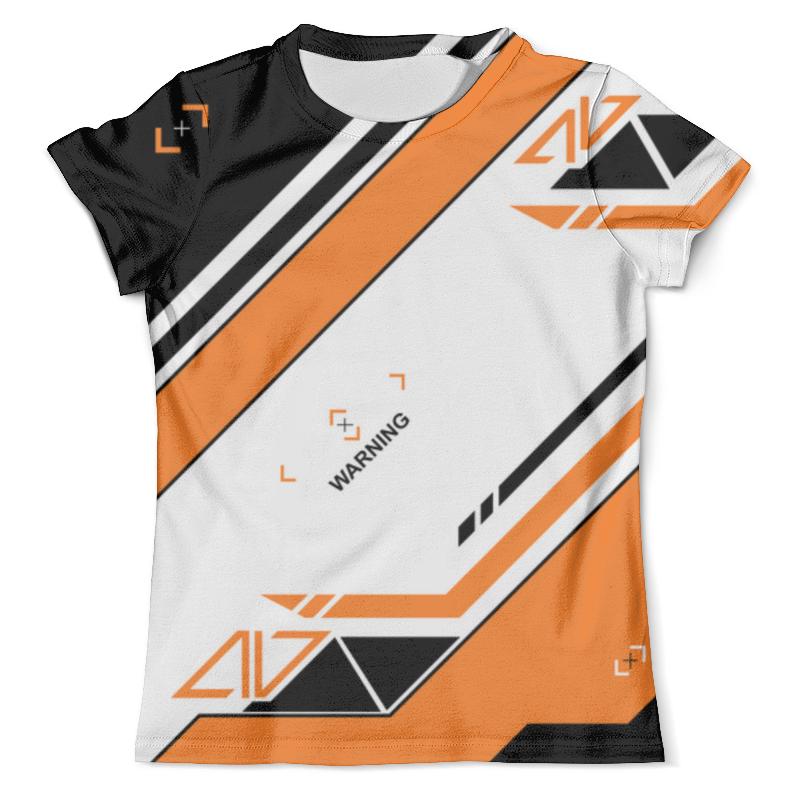 Футболка с полной запечаткой (мужская) Printio Cs go asiimov футболка с полной запечаткой мужская printio cs go vulcan style вулкан