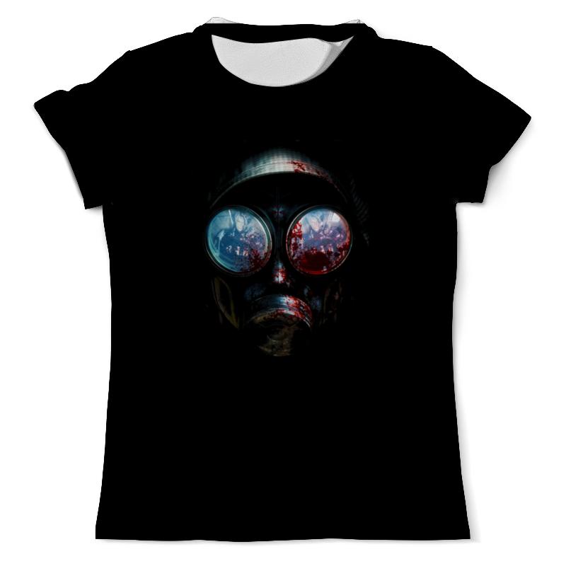 Printio Resident evil / обитель зла футболка с полной запечаткой мужская printio hear no evil see no evil speak no evil