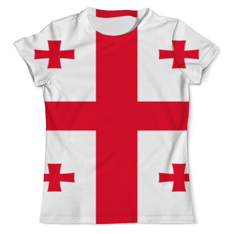 Printio Флаг швейцарии футболка с полной запечаткой мужская printio флаг британии