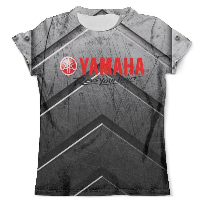 Футболка с полной запечаткой (мужская) Printio Yamaha