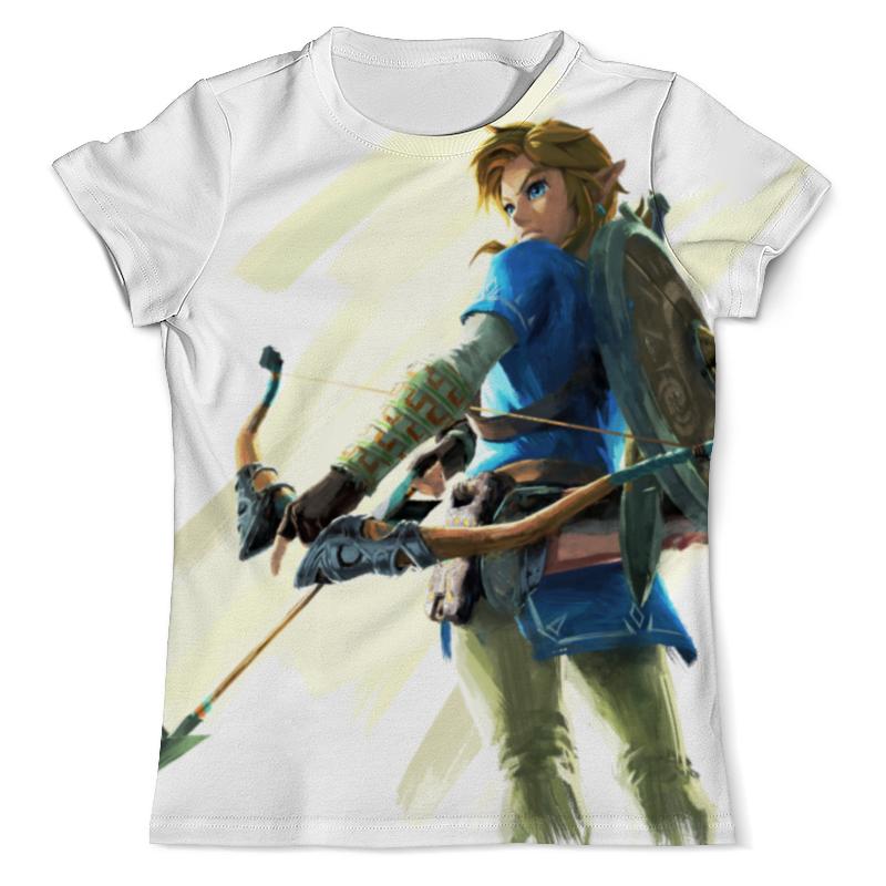 Футболка с полной запечаткой (мужская) Printio The legend of zelda: link t-shirt the legend of jig dragonslayer