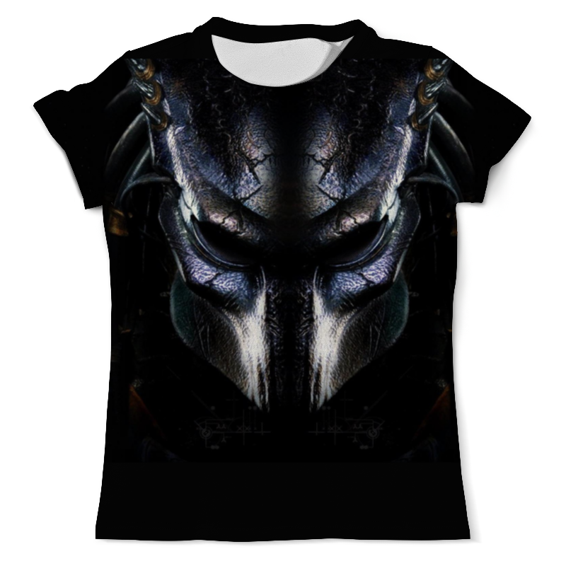 Printio Хищник(predator) футболка с полной запечаткой мужская printio хищник против чужого