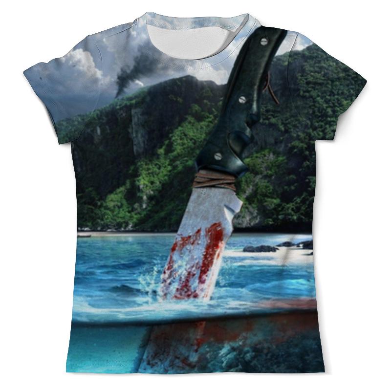 Printio Нож (far cry) футболка с полной запечаткой мужская printio нож far cry