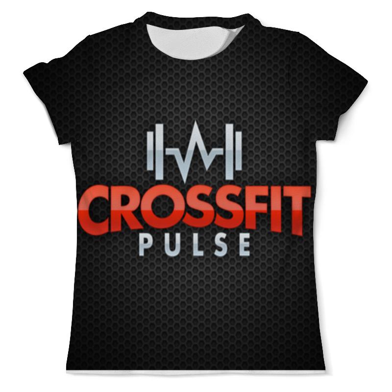 лучшая цена Printio Crossfit pulse