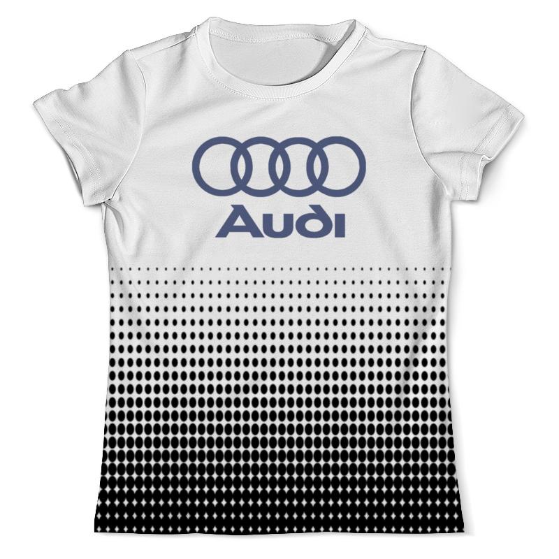Футболка с полной запечаткой (мужская) Printio Авто audi футболка audi