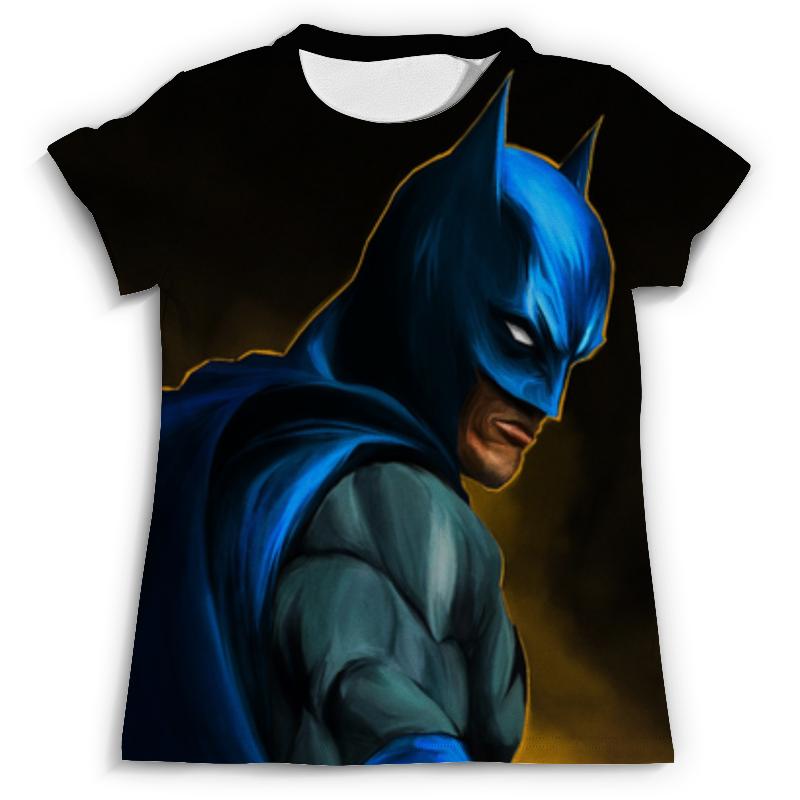 Футболка с полной запечаткой (мужская) Printio Batman футболка с полной запечаткой мужская printio набережная в крыму константин коровин