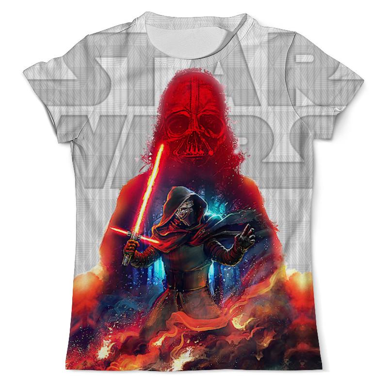 Printio Darth vader design (star wars) футболка с полной запечаткой мужская printio darth vader design star wars