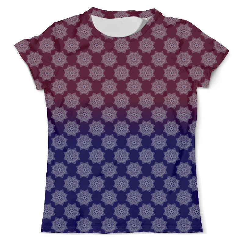 Фото - Printio Орнамент с мандалами (темный) футболка с полной запечаткой мужская printio фрактальная эзотерика мандалы