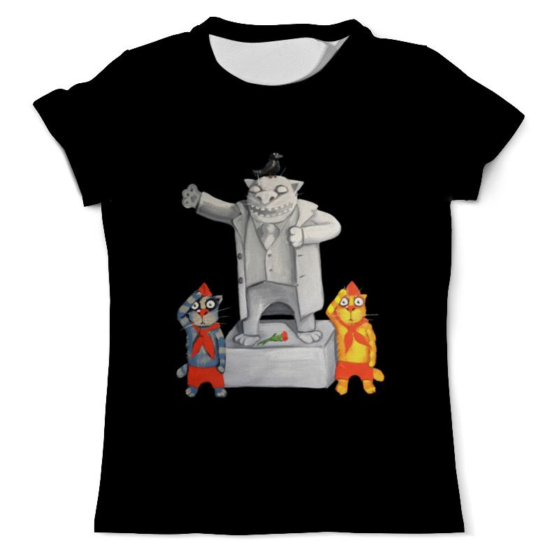 Printio Коты пионеры. футболка с полной запечаткой мужская printio пионеры еще вернуться мужская