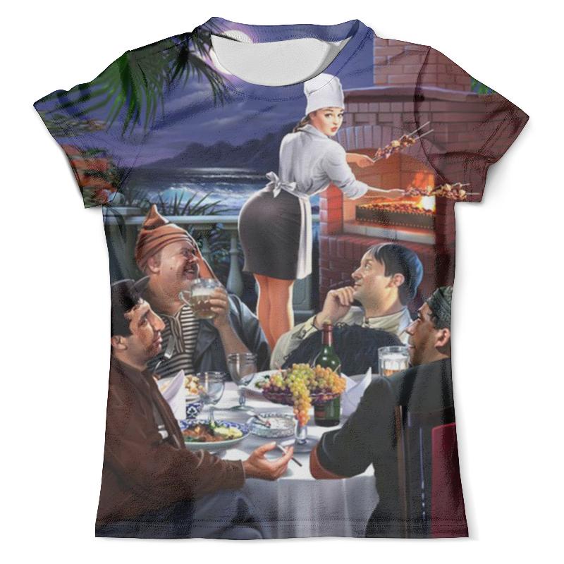 Футболка с полной запечаткой (мужская) Printio Кавказская пленница (1) детская футболка классическая унисекс printio кавказская пленница