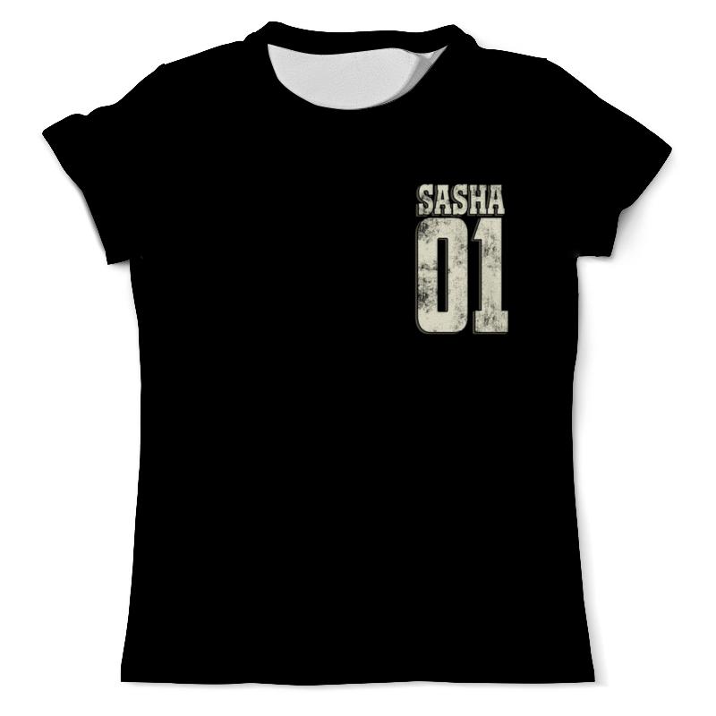 Printio Саша 01 футболка с полной запечаткой мужская printio саша грей grey