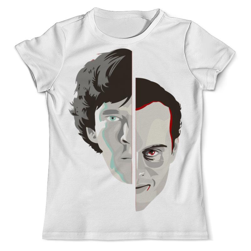 Printio Шерлок холмс футболка с полной запечаткой мужская printio шерлок холмс