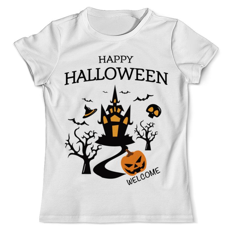 Футболка с полной запечаткой (мужская) Printio Happy castle halloween футболка с полной запечаткой мужская printio happy castle halloween