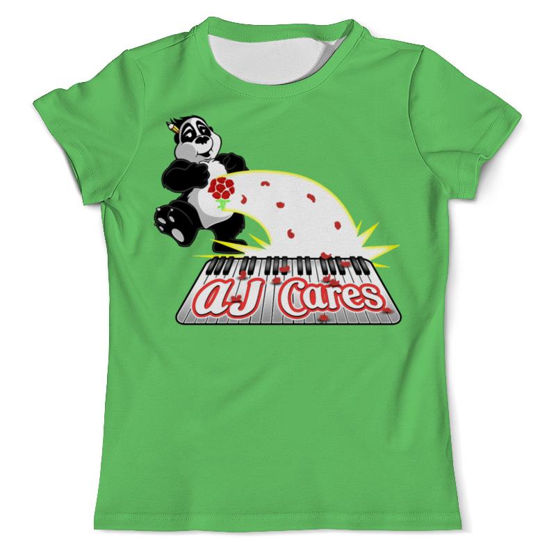 Фото - Футболка с полной запечаткой (мужская) Printio Панда диджей футболка с полной запечаткой женская printio диджей