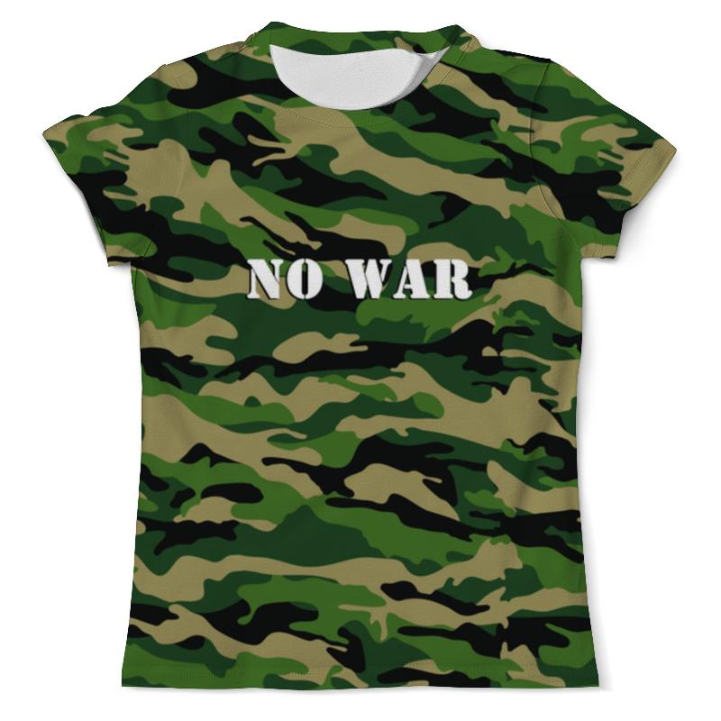 Футболка с полной запечаткой (мужская) Printio War футболка с полной запечаткой мужская printio civil war