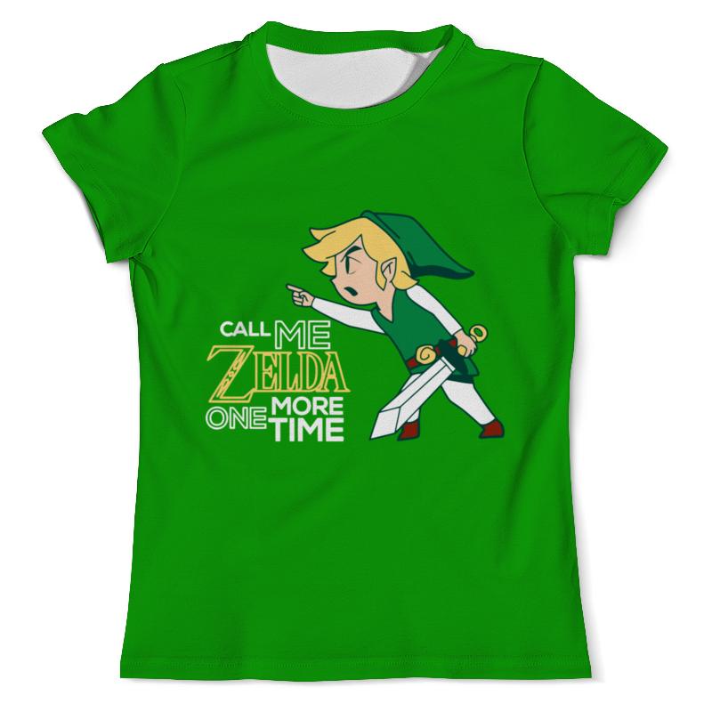Футболка с полной запечаткой (мужская) Printio The legend of zelda футболка с полной запечаткой мужская printio zelda