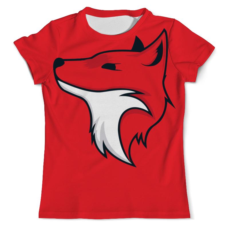 Printio Fox / лиса подушка 40х40 с полной запечаткой printio лиса fox