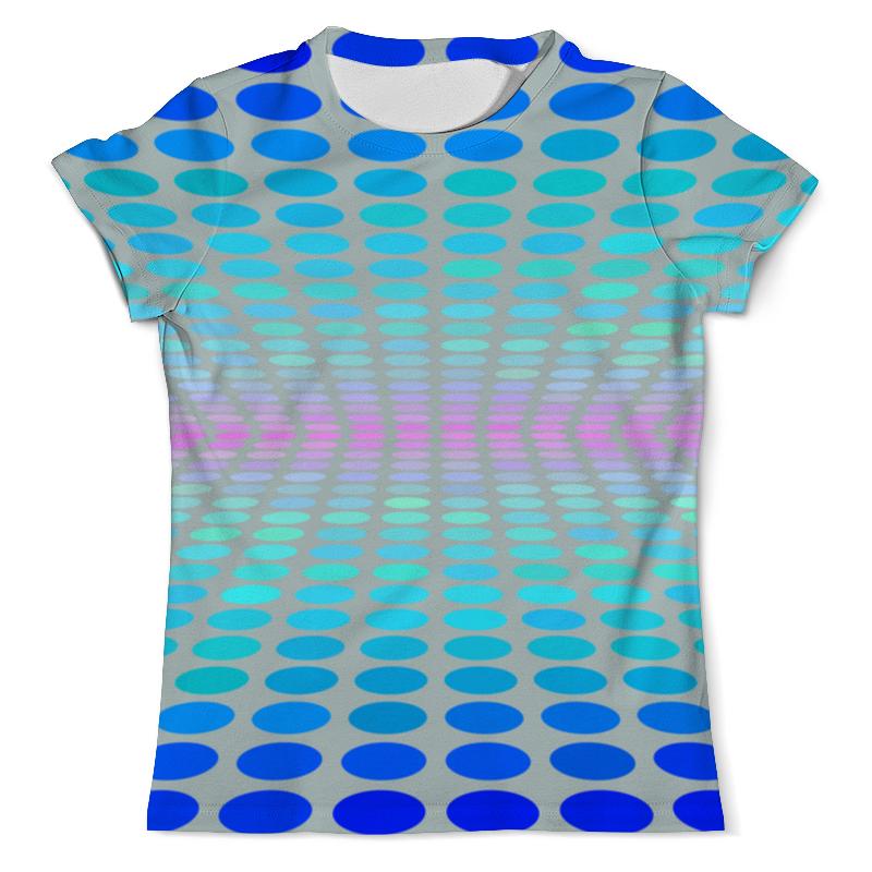 Футболка с полной запечаткой (мужская) Printio Abstraction 3d футболка с полной запечаткой мужская printio тигр 3d
