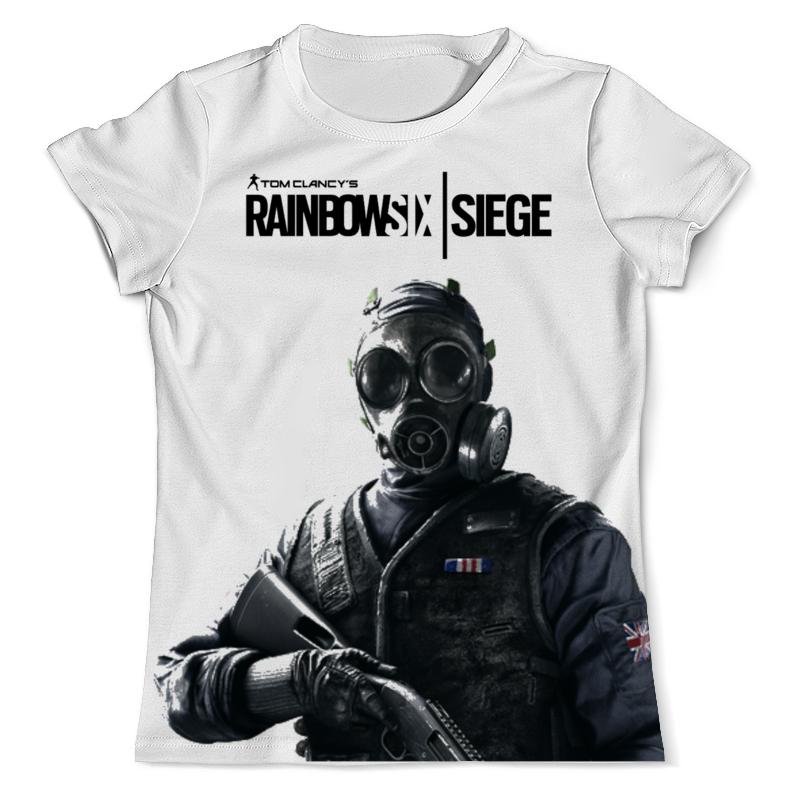 Футболка с полной запечаткой (мужская) Printio Rainbowsix: siege футболка с полной запечаткой для мальчиков printio rainbowsix siege