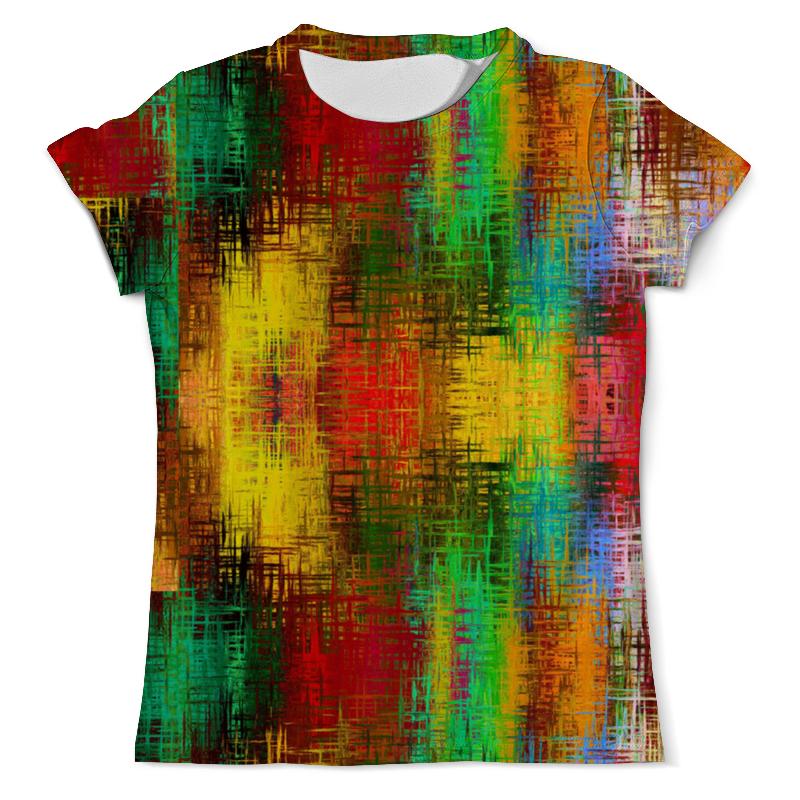 Printio Графический перфоманс футболка с полной запечаткой мужская printio тигр 3d
