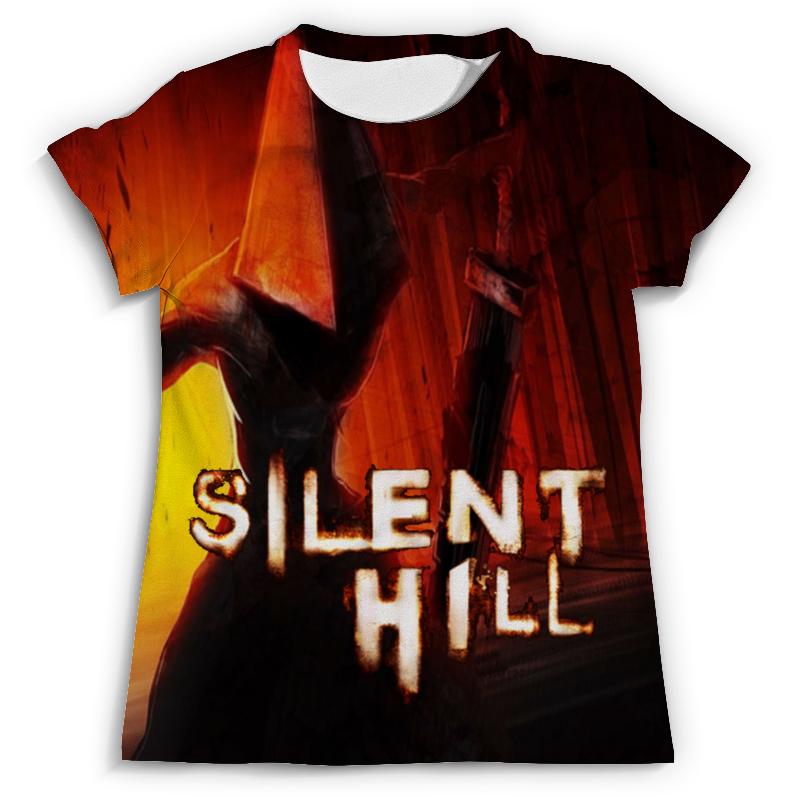 Футболка с полной запечаткой (мужская) Printio Silent hill футболка с полной запечаткой мужская printio набережная в крыму константин коровин