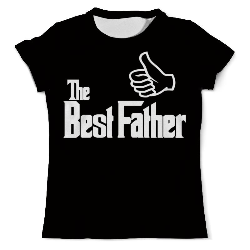 Футболка с полной запечаткой (мужская) Printio Лучший отец футболка с полной запечаткой мужская printio лучший фотограф