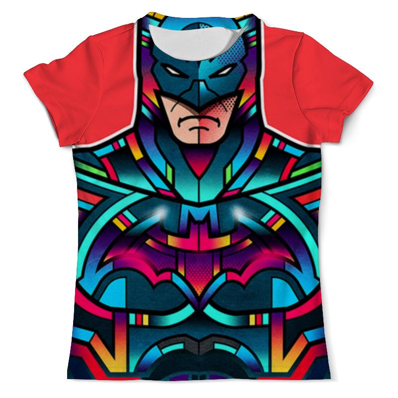 Футболка с полной запечаткой (мужская) Printio Batman футболка с полной запечаткой мужская printio the lego batman movie