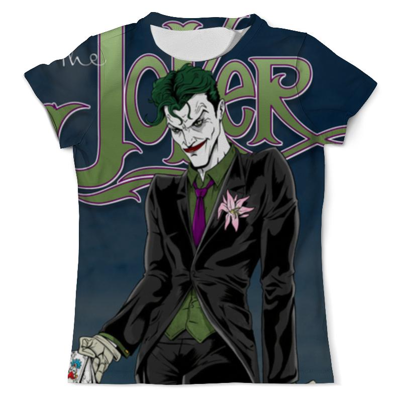 Printio Joker. джокер футболка с полной запечаткой мужская printio о русском языке