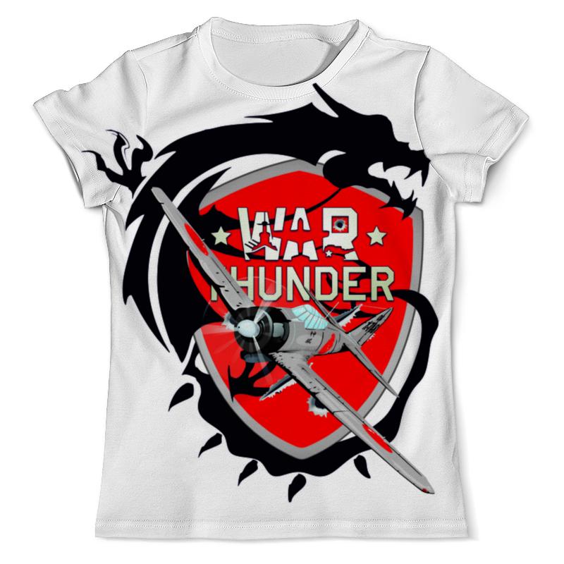 Футболка с полной запечаткой (мужская) Printio War thunder футболка с полной запечаткой мужская printio civil war