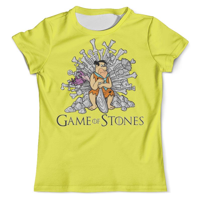 все цены на Футболка с полной запечаткой (мужская) Printio Game of stones