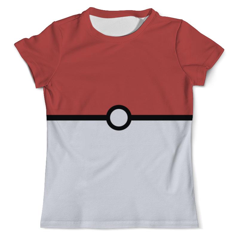 Футболка с полной запечаткой (мужская) Printio Pokemon футболка с полной запечаткой мужская printio pokemon lapras