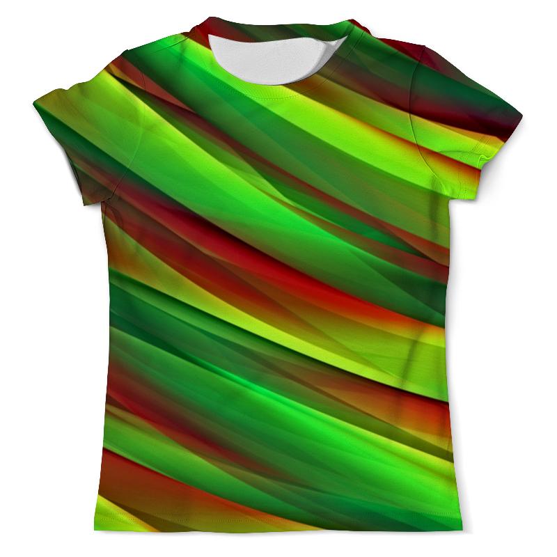 Printio Полосы футболка с полной запечаткой мужская printio радужные полосы