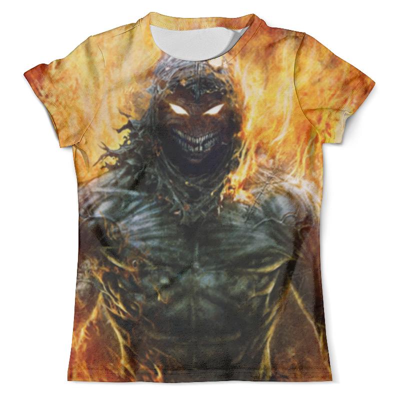 Футболка с полной запечаткой (мужская) Printio Disturbed футболка с полной запечаткой мужская printio disturbed