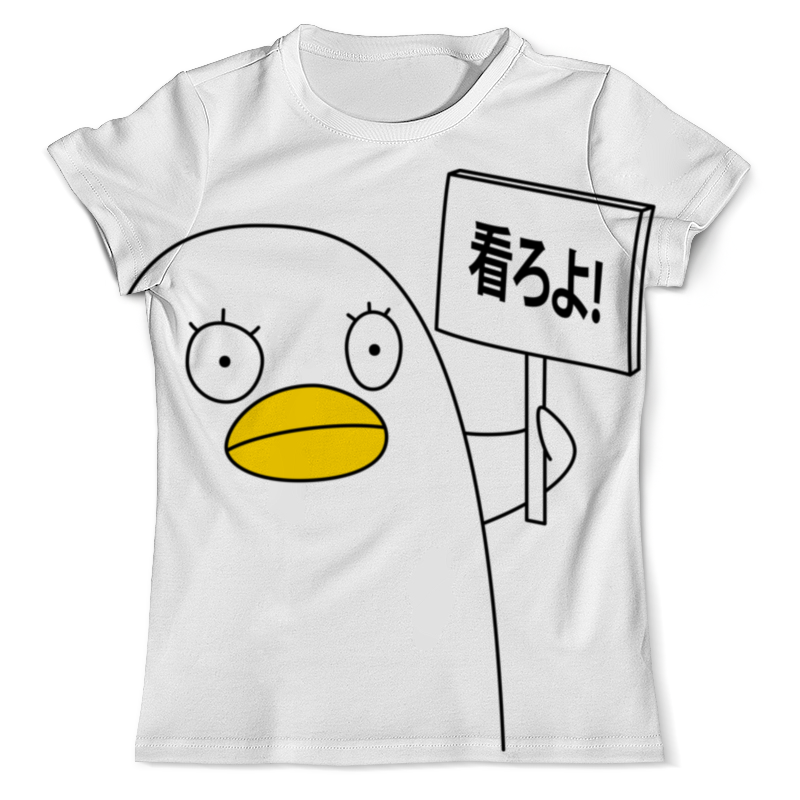Printio Гинтама. элизабет футболка с полной запечаткой мужская printio элизабет биошок
