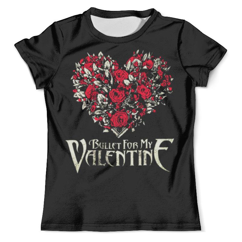 Футболка с полной запечаткой (мужская) Printio Bullet for my valentine футболка с полной запечаткой мужская printio light my fire