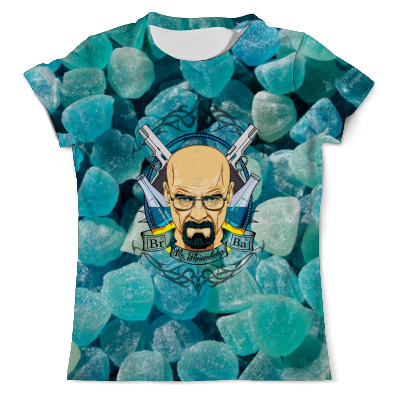 Фото - Футболка с полной запечаткой (мужская) Printio Heisenberg arsboyz футболка с полной запечаткой мужская printio heisenberg low poly
