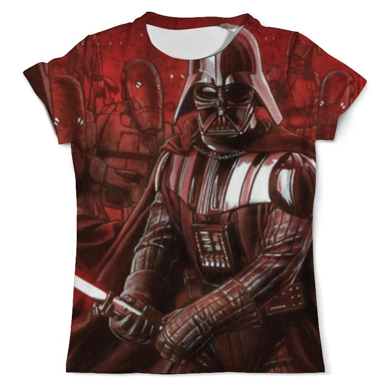 Printio Star wars футболка с полной запечаткой мужская printio tron