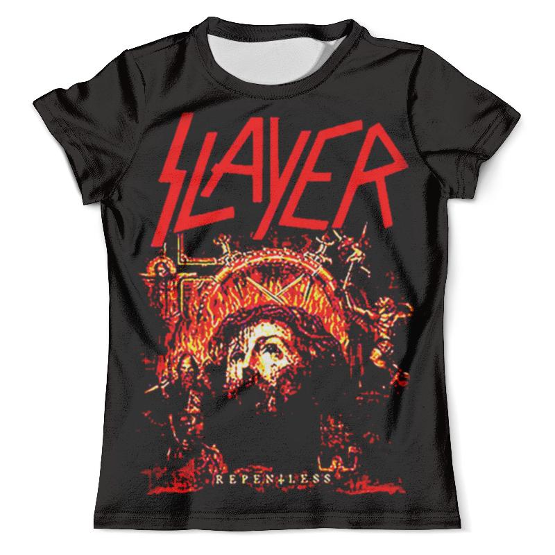 Футболка с полной запечаткой (мужская) Printio Slayer repentless 2015 футболка с полной запечаткой мужская printio slayer repentless 2015