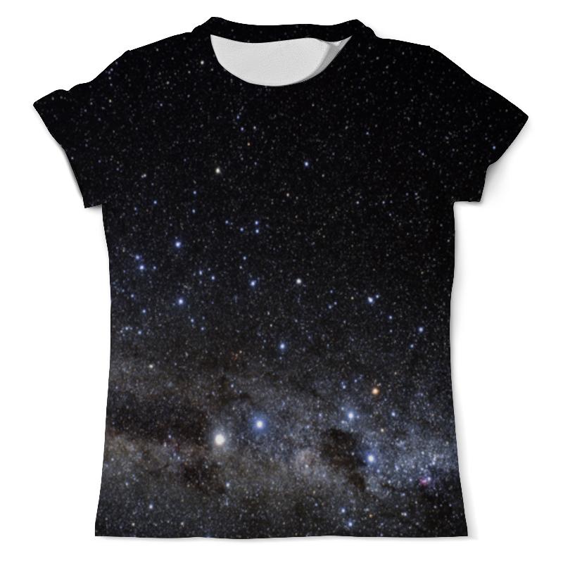 Футболка с полной запечаткой (мужская) Printio Космос space футболка с полной запечаткой мужская printio космос space