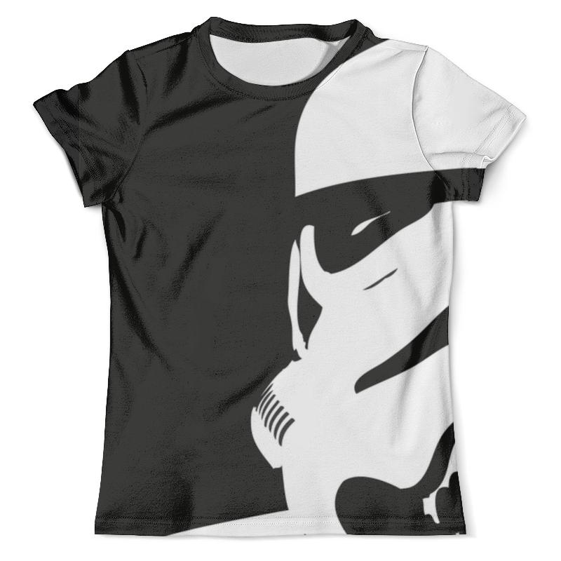 Футболка с полной запечаткой (мужская) Printio Штурмовик футболка с полной запечаткой женская printio штурмовик tr 8r