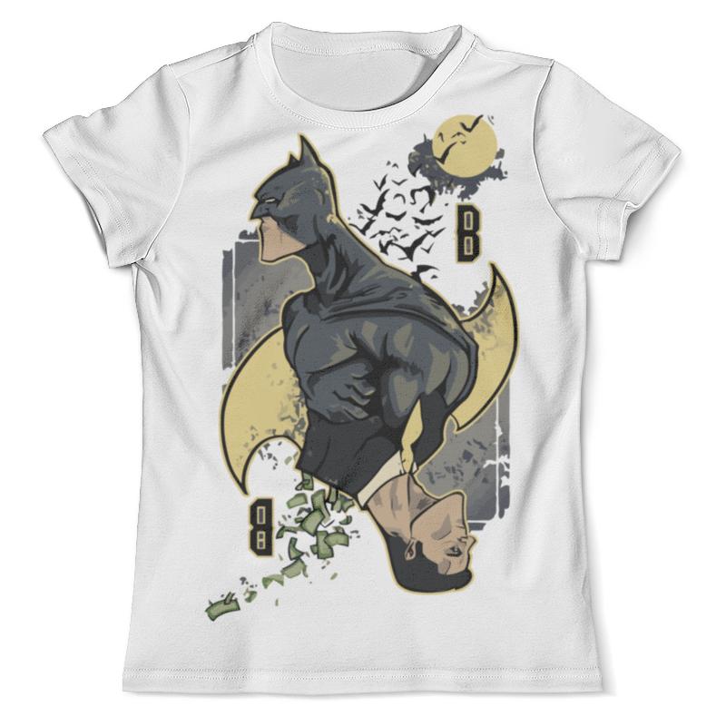 Футболка с полной запечаткой (мужская) Printio Бэтмен (batman) футболка с полной запечаткой для девочек printio бэтмен batman