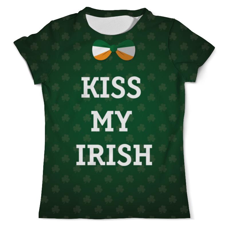 Printio Kiss my irish kiss my math