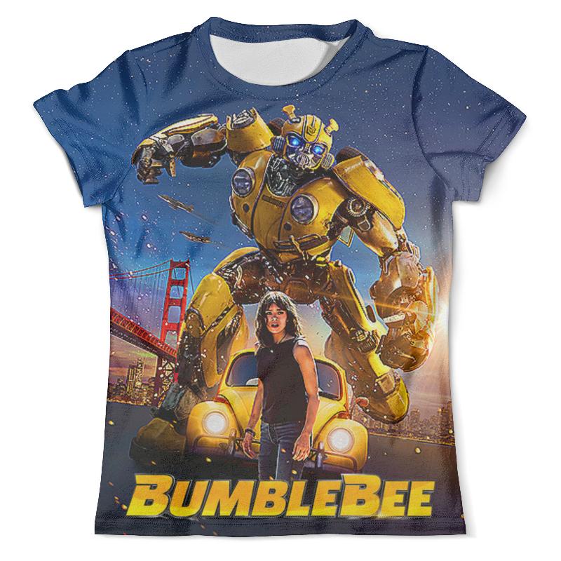 Printio Bumblebee_ футболка с полной запечаткой мужская printio battlefield v