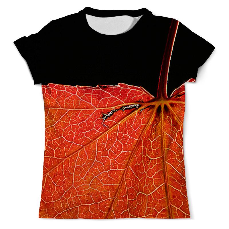 Printio Осенний кленовый лист цена