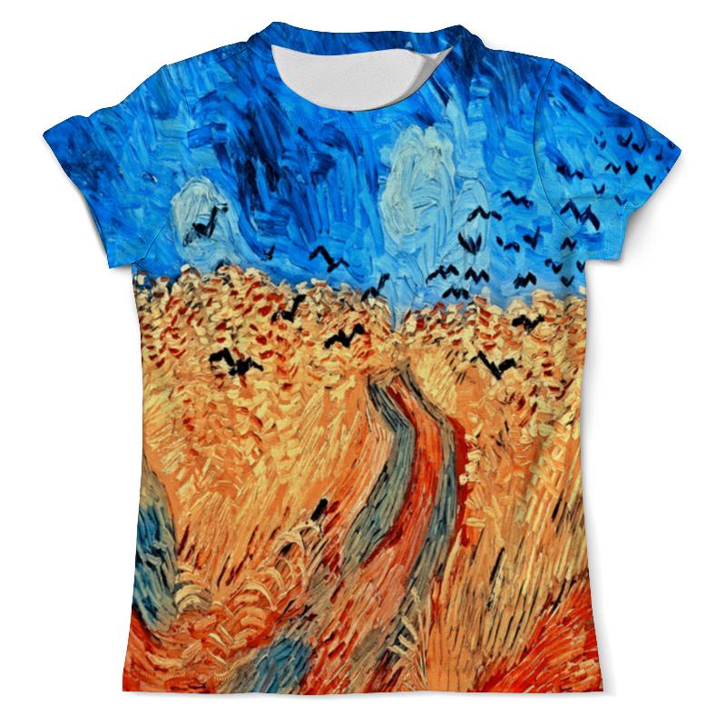 Футболка с полной запечаткой (мужская) Printio Живопись футболка с полной запечаткой мужская printio абстрактная живопись