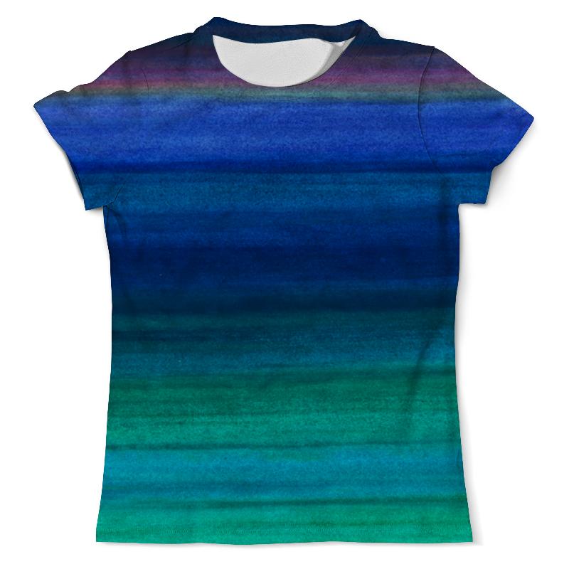 Printio Морской бриз футболка с полной запечаткой мужская printio летний речной бриз