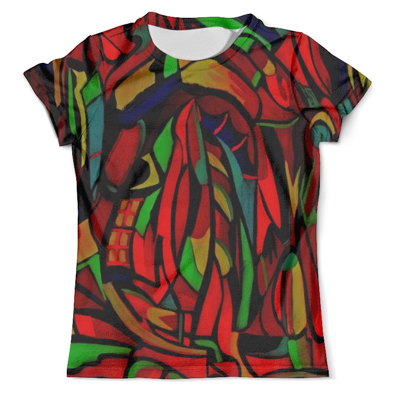 Футболка с полной запечаткой (мужская) Printio Картина футболка с полной запечаткой мужская printio картина