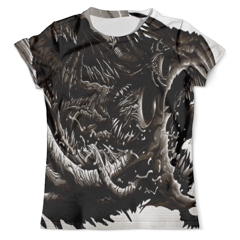 Футболка с полной запечаткой (мужская) Printio Cs go :hyper beast black футболка с полной запечаткой женская printio cs go asiimov camouflage