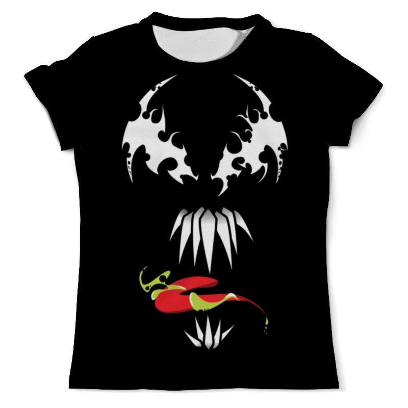 Футболка с полной запечаткой (мужская) Printio Веном (venom) футболка с полной запечаткой мужская printio веном venom зеленый фанарь